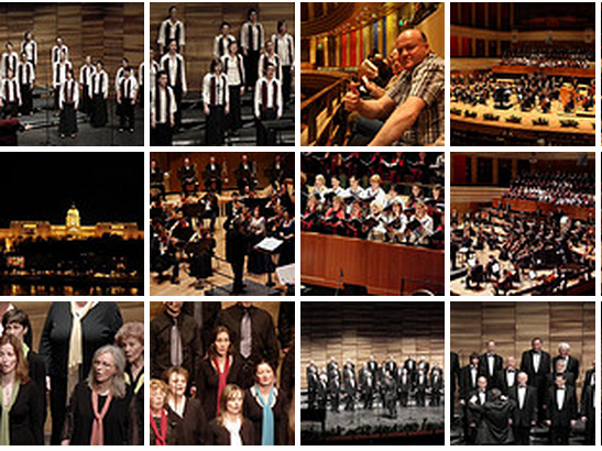 Budapest International Choir Festival