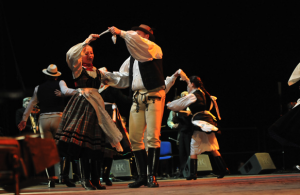 Gala at the Hungarian Folk Dance Gathering