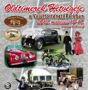Oldtimer Weekend in Budapest
