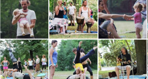 Yoga Festival Budapest Sports Recreation