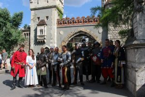 Castle Festival Medieval Events Budapest