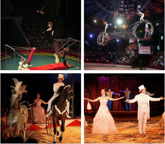 International Circus Festival Budapest Hungary