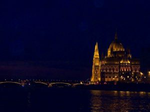Budapest Valentines Day Cruise Night BRC